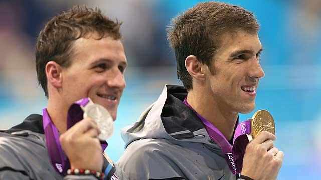 No Michael Phelps will be 'weird'