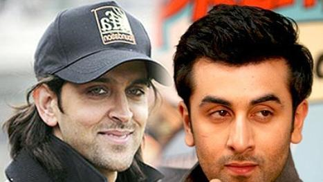 Hrithik and Ranbir to appear in a movie together
