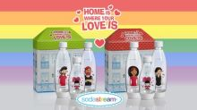 "SodaStream Unveils Limited Edition Set ""Love is Love"" in Celebration of Pride Month"