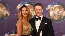 Karen and Kevin Clifton reunite for romantic Strictly dance after split