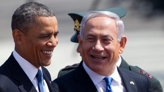 Obama visits Israel for first official trip
