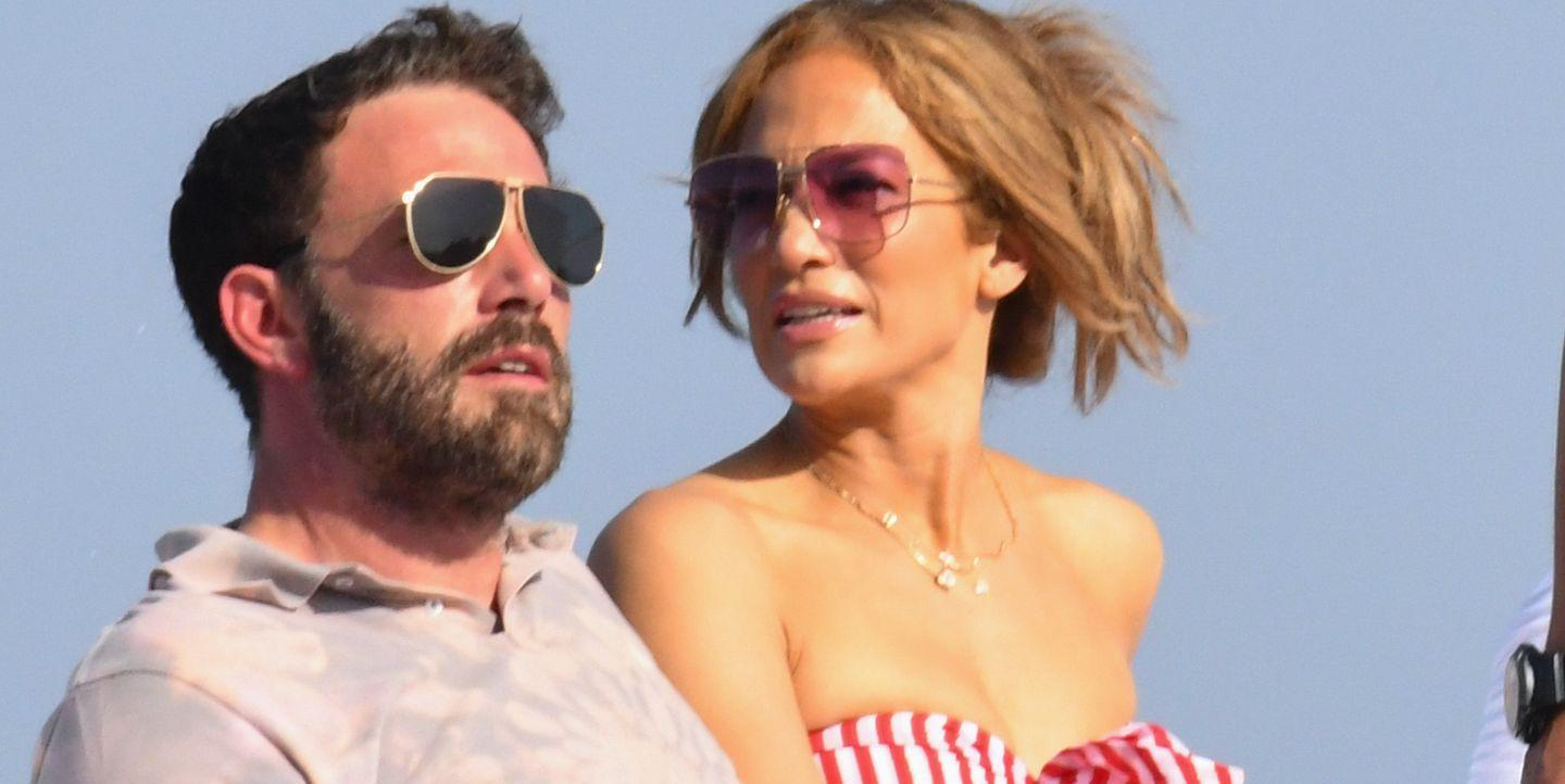 Jennifer Lopez Steps Out in a Gorgeous Outfit for a Yacht Date with Ben Affleck