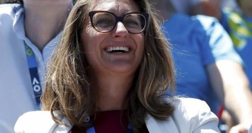Tennis - Médias - Mary Pierce, consultante pour France Télévisions pendant Roland-Garros