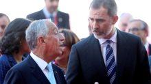 Felipe VI agradece a Portugal la postura de Costa sobre la UE