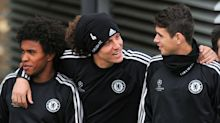 Mercato - Willian et David Luiz ont tenté de recruter Oscar à Arsenal