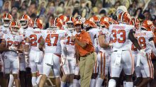 Clemson remains atop Week 2 AP Top 25 that now features only teams playing in 2020