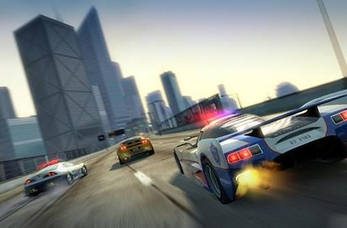 Cops and Robbers coming to Burnout Paradise April 30 [update]