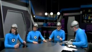 The Aquabats! Super Show!: Season 1