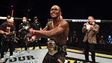 Israel Adesanya is here to lead the UFC into the next generation