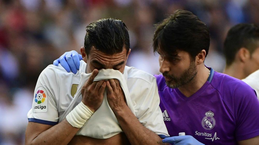 Pepe no está listo: el R.Madrid con sólo cinco defensas para mantener el 3-0