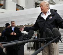 Trump says written responses go to Mueller team next week