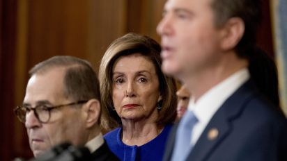 Impeach Trump or work with him? Dems try both.