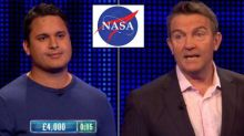NASA shuts down moaning viewers who rage over 'wrong' answer on The Chase