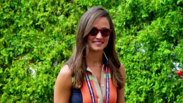 Pippa Middleton Scores a Style Ace in New York City