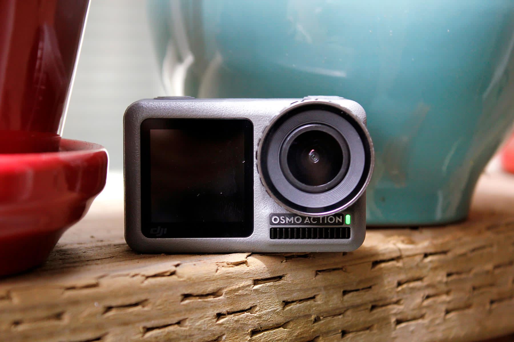 DJI Osmo Action incelemesi: Değerli bir GoPro rakibi | Engadget