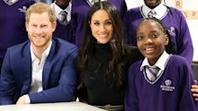 A 13-year-old schoolgirl has been invited to the royal wedding