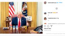 Trump e Ivanka avivan la polémica al posar con productos Goya