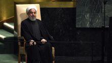 Iran's Rouhani: US sanctions are 'economic terrorism'
