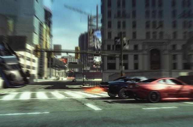 Eurogamer previews Burnout Paradise