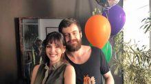 """Titi Müller diz que não dorme com o marido desde parto do filho: """"Viramos amigos"""""""