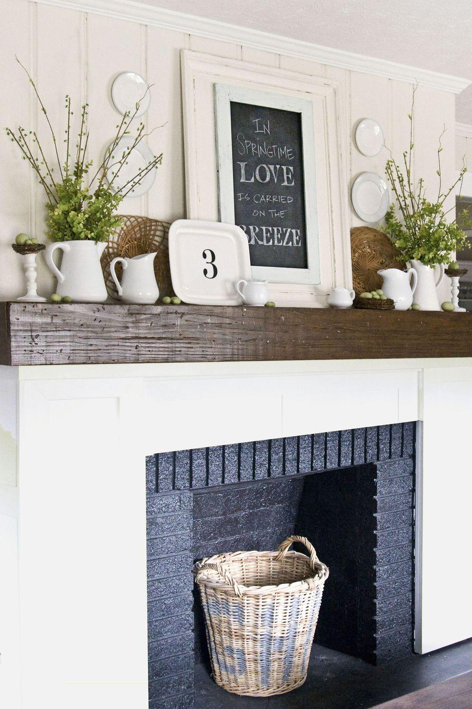 Bye Bye Outdated Brick 10 Modern Fireplace Ideas To Steal