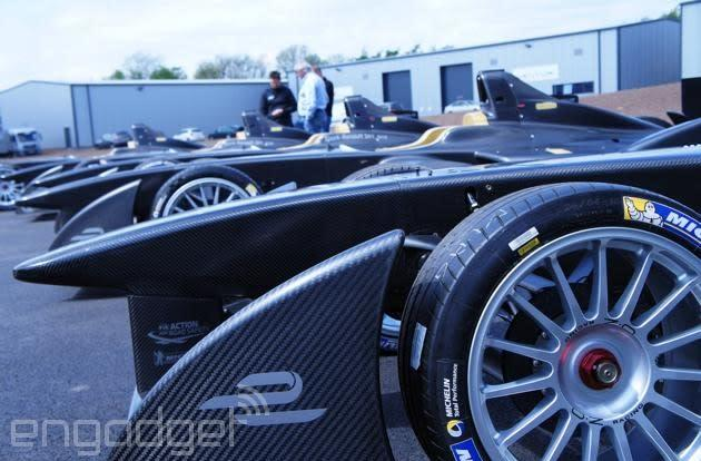Formula E to let teams build their own batteries and motors