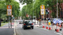 Sat-navs are sending drivers down one of Britain's most prolific bus lanes, motorists say