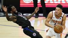 Clippers' Beverley to miss time after breaking left hand