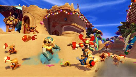 Skylanders Swap Force review: Swappin', not stoppin'