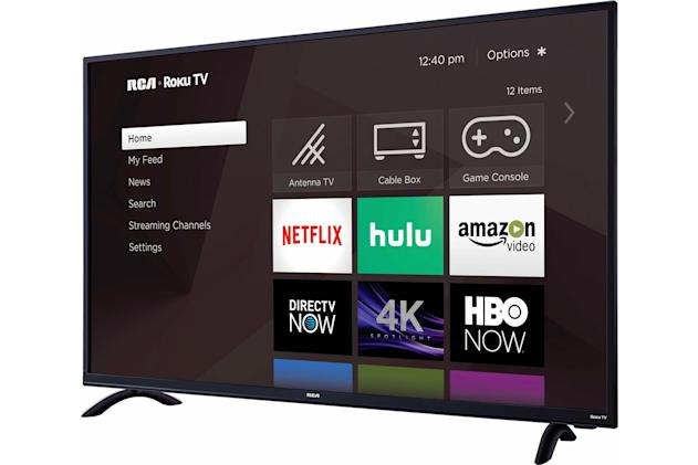 RCA's 4K Roku TVs start at $600