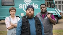 First look at Simon Pegg and Nick Frost's 'Truth Seekers'