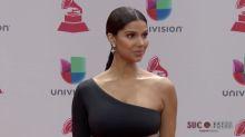 Roselyn Sánchez reaparece luego de dar a luz a su bebé
