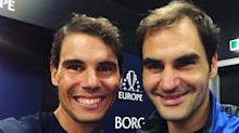 A future doubles pair? Federer and Nadal say no after memorable clash