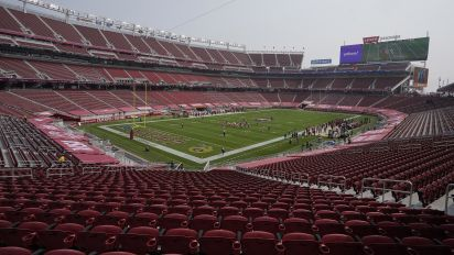 Local rule bans 49ers home games, practices