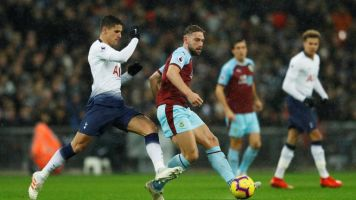 Tottenham vs Burnley LIVE - Latest score and Premier League goal updates from Wembley