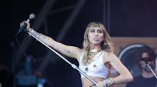 Miley Cyrus and Dua Lipa share selfie from the recording studio