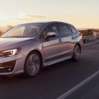 Subaru Levorg 'prototype' revealed, looking pretty production-ready