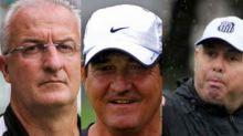 Dorival, Marcelo e Muricy #1: vencedores pelo Santos, ex-técnicos avaliam seca de títulos do clube
