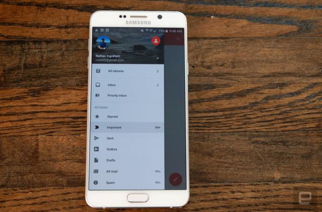 Google gives Gmail the Android Go treatment to save data and storage