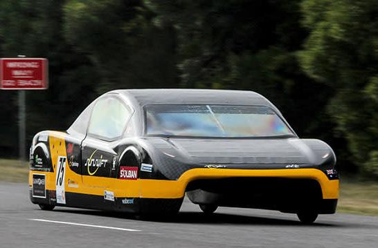 Aussie electric vehicle breaks 20-year-old world speed record