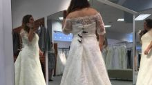 I Lost My Wedding Gown When the Store Went Bankrupt, but a 'Fairy Godmother' Saved Me