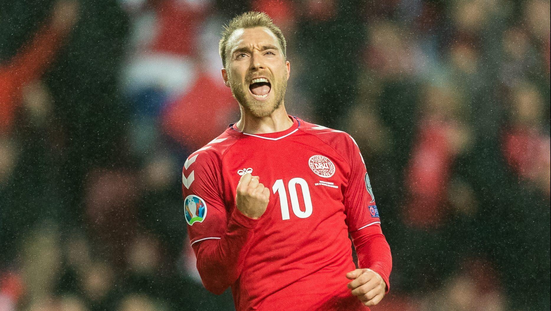 EURO 2020: Switzerland, Denmark qualify; Ireland into playoffs