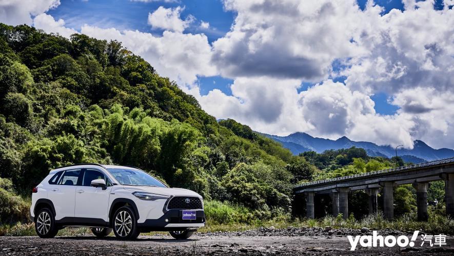 目標明確的新世代跨界之霸!Toyota Corolla Cross 1.8 Hybrid旗艦版花蓮試駕! - 19