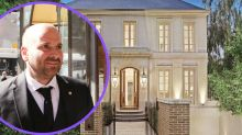 George Calombaris lists $4.8 million Toorak mansion