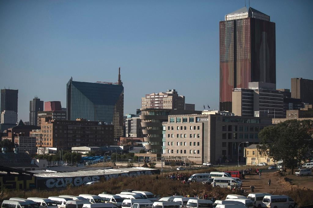 South Africa's economy has struggled due to the electricity crisis and high unemployment as well as a fall in commodity prices and the rand