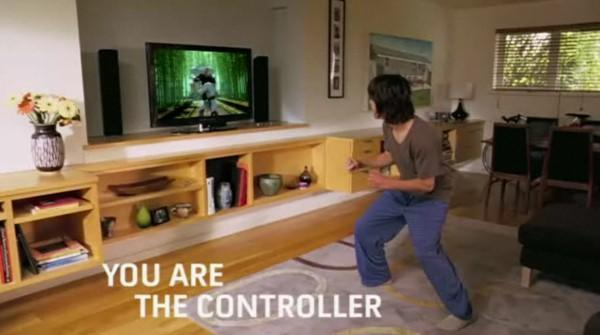 Microsoft's Project Natal demo video has us jumping with anticipation