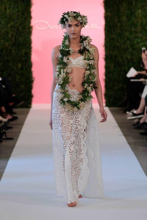 Nuestro top 10 de la nueva colección de vestidos de novia de Óscar ...