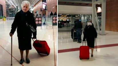 A los 93 años toma la decisión de su vida