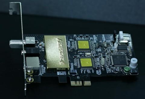 DViCO launches PCIe-based FusionHDTV7 dual HDTV tuner card