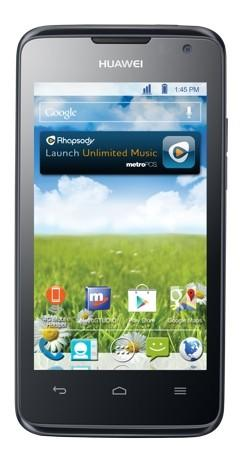 MetroPCS boosts budget LTE lineup with the Huawei Premia 4G, a 4-inch, ICS handset for $149